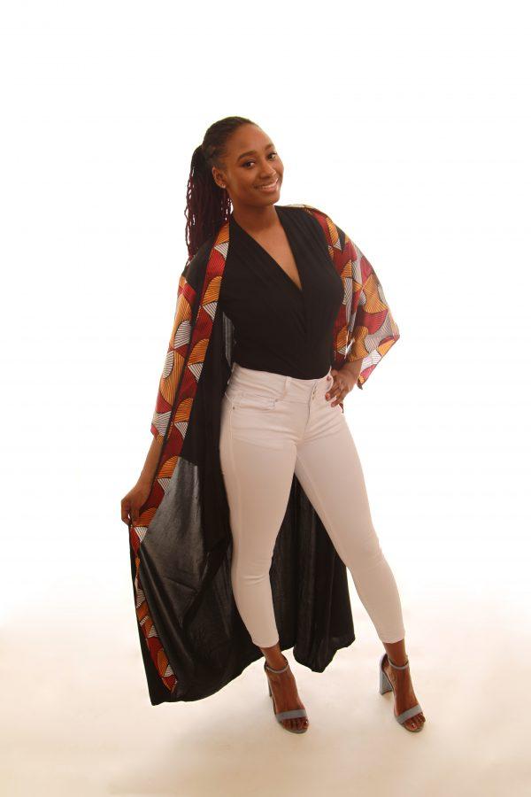Tahir Kimono